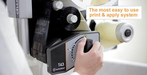 T43 Thermal Transfer Printer